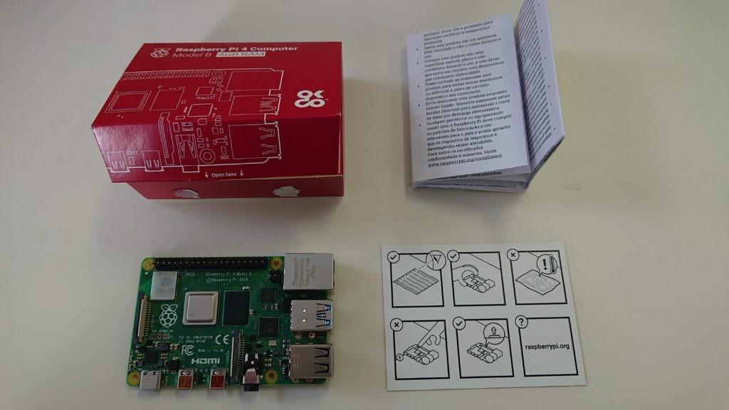 Raspberry Pi4:ラズベリーパイ4
