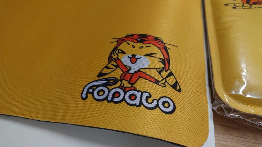 キーボード@Fopato